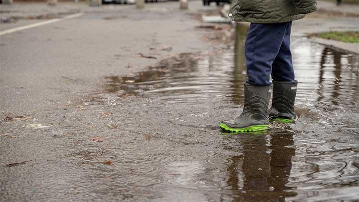 Période de crue 2021:  fin des risques d'inondation—7 avril 2021 – 14 h 30