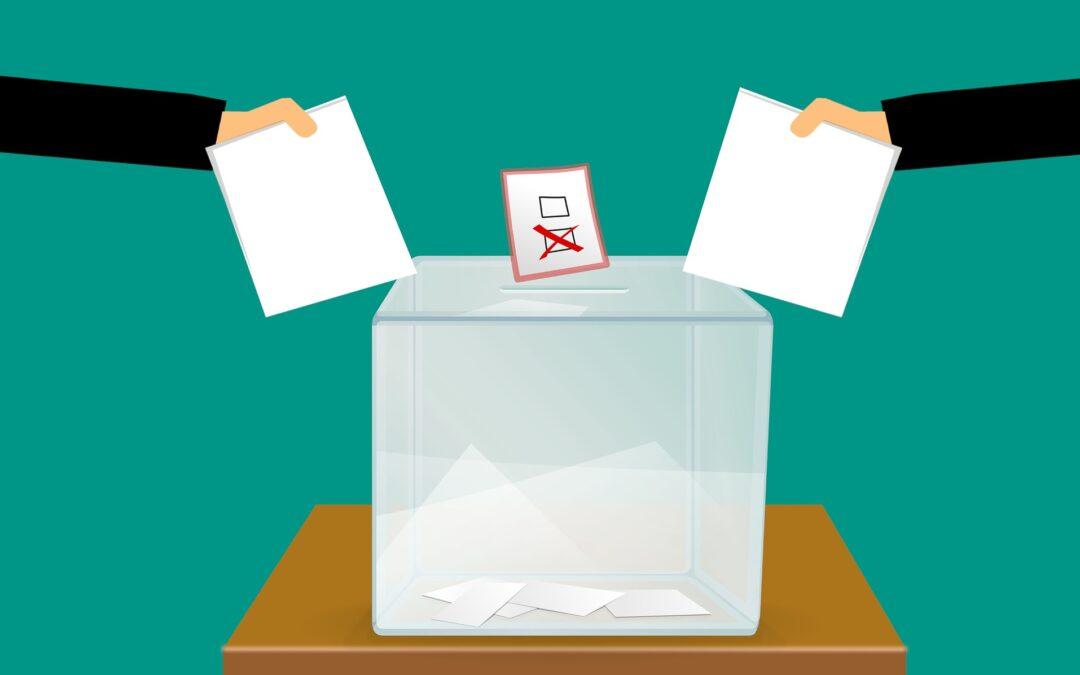 Élections 2021 – ADDENDUM Avis public—23 septembre 2021
